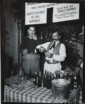 Homer Britzman with Unknown Bartender
