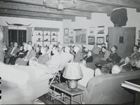 Large Group of Unknown Men