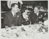 Homer and Helen Britzman with Unknown Man