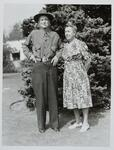 Con Price and Unknown Woman