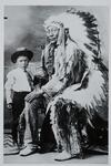 Unknown Native American Man and Boy