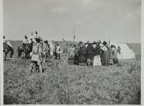 "Unknown Group of Native Americans""Family Dance""."