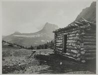 Hut on top of Garden Wall