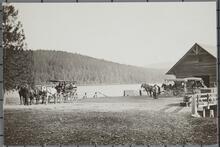 Wagon Tours of Glacier Lake