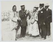 Men and Women on Plains