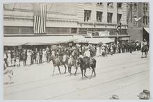 Three Men in Parade