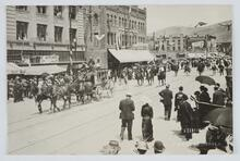 Parade on Town Street