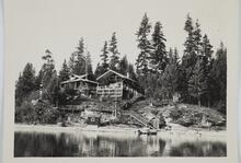 House on Lakeside