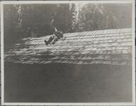 Austin Russell on Roof