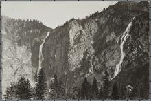 Waterfalls on Cliffs