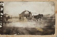 Charles M. Russell's Funeral