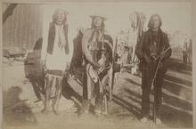 Three Indian Men