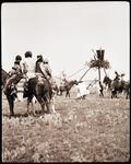 People on Horseback