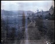 Wagon Crossing Field