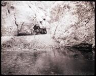 Wagon near Water