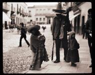 Man with Children