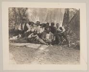 Men in Woods