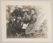 W.T. Ridgley, Josephine Trigg Ridgley, and Nancy C. Russell