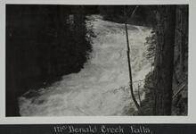 McDonald Creek Falls