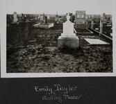 Emily Taylor Gravesite