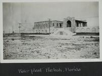Water Plant in Hieleah, Florida