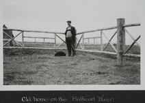 Man at Flathead River