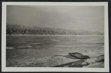 Flathead River in February