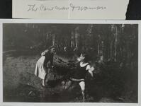 Woman Hitting a Man