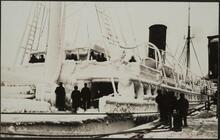 Northwestern Harbored at Juneau, Alaska