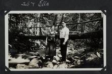 Ella Ironside and Man