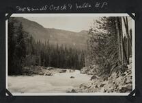 McDonald Creek and Falls, Glacier Park