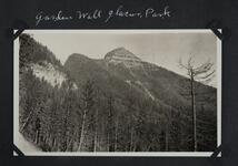 Glacier Park Garden Wall