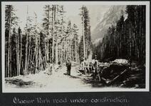Glacier Park Road