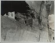 Cliff Dwellings in Tsa-Hoan Tsosie Canyon