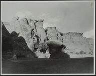 Walls of Tsosie Canyon