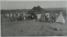 Camp at China Lee