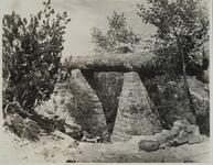 Natural Bridge at Petrified Forest