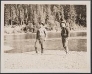 Charles M. Russell and Philip R. Goodwin
