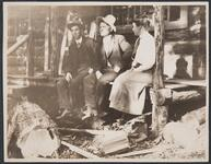 George Calvert, Charles M. Russell, and Nancy C. Russell