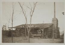 Charles M. Russell's Studio