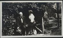 C. S. Russell and Woman