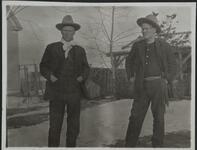 "Cornelius E. ""Con"" Price and Charles M. Russell"