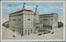 Hotel Oakland in California