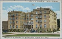 Hotel Dalles in Oregon