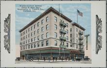 Washington Hotel in Oregon