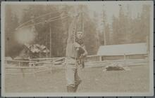 Man with Lasso