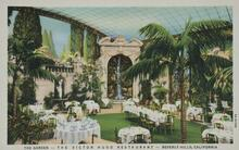 Postcard of Victor Hugo Restaurant