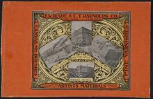 F.W. Devoe & C. T. Raynolds Co. Artist Materials