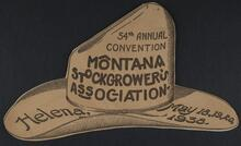 54th Annual Convention Montana Stockgrower's Association