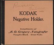 Kodak Negative Holder